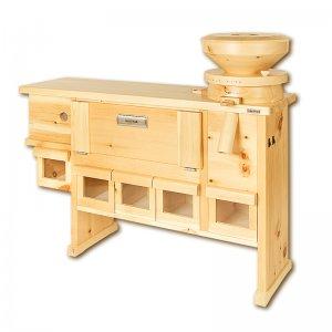 Bild zu Getreidemühle Osttiroler COMBI mit angebauter Siebmaschine