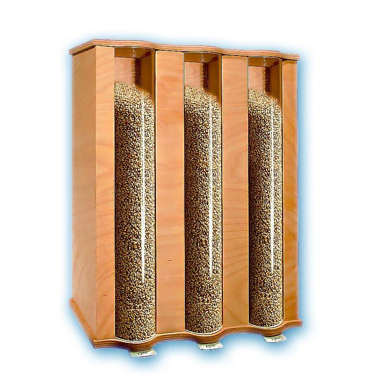 Bild zu KoMo Getreidespeicher 3x4,5 kg