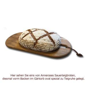 Bild 2 zu Artikel Gärkörbchen-Set rund und oval spezial für 1kg-Brot