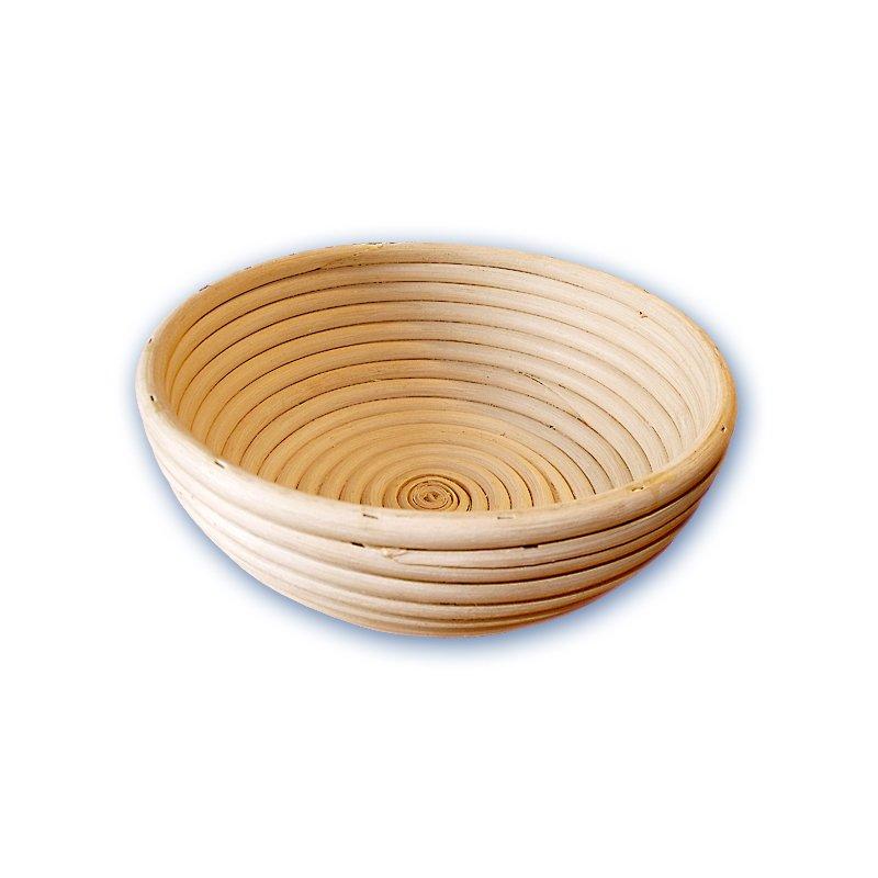 Bild zu Gärkörbchen rund 1000g, 215 mm Peddigrohrkörbchen