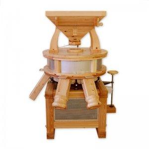 Bild zu Gewerbemühle 100 (Bäckermühle)