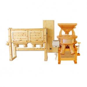 Bild zu Gewerbemühle 070 mit Lift und Siebmaschine (Bäckermühle)