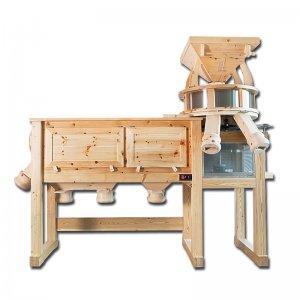 Bild zu Gewerbemühle 070 mit Siebmaschine (Bäckermühle)
