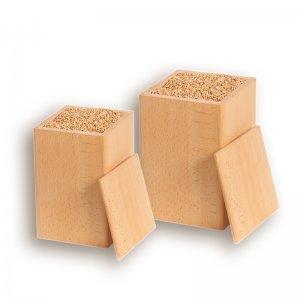 Bild 1 zu Artikel Buchenholzdose für 1,0 kg