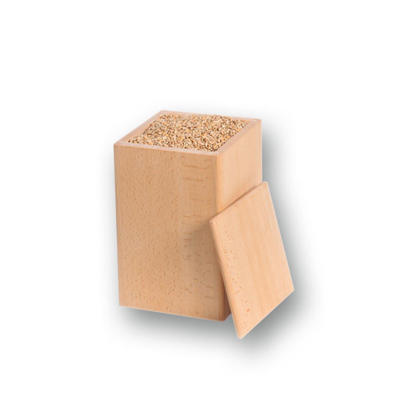 Bild zu Buchenholzdose für 1,0 kg