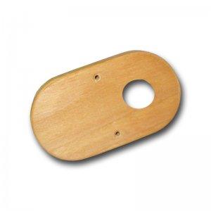 Bild zu Zahnradabdeckung Buche für hawos Phönix-Flocker