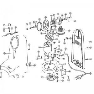 Bild 1 zu Artikel Sicherung im Dreierpack für den Jupiter Motor 862