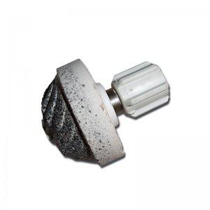 Bild zu Drehender Stein für Schnitzer Steinmühle klein an Jupiter, MaxiMahl Culina und andere