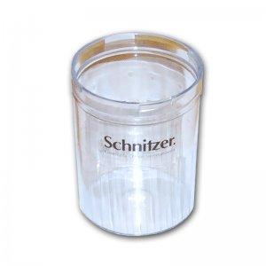Bild zu Auffangbehälter Mehlbehälter Müslibecher der Schnitzer Handmühle CH
