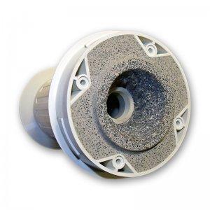 Bild zu Gehäuse mit eingeklebtem Mahlstein der Schnitzer Handmühle CH