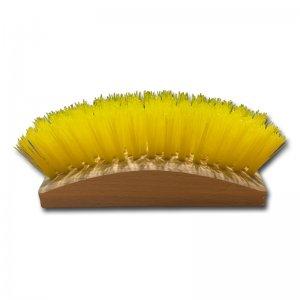 Bild zu  Bürste zur Gärkörbchen-Reinigung