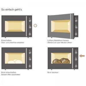 Bild 2 zu Artikel  Elektro-Steinbackofen MONO