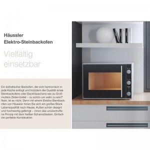 Bild 4 zu Artikel  Elektro-Steinbackofen MONO