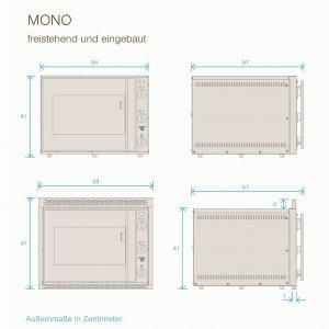 Bild 12 zu Artikel  Elektro-Steinbackofen MONO