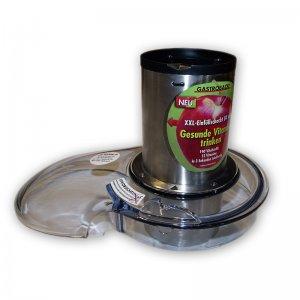 Bild zu Deckel mit Einfüllschacht für Design Juicer Advanced Pro 40133/139