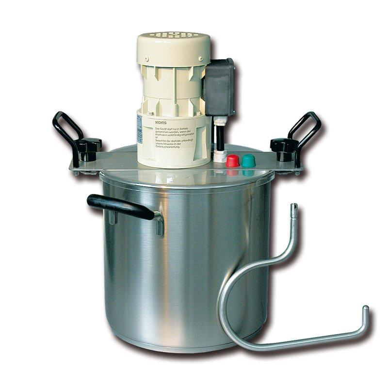 Bild zu Teigknetmaschine T200 (17 Liter)