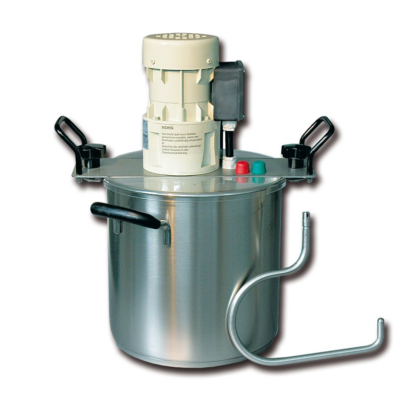 Bild zu Elsässer Teigknetmaschine T200 (17 Liter)