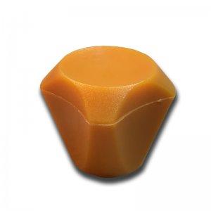 Bild zu Feststellknopf für Elsässer Elektrogetreidemühle F50/F100 in orange