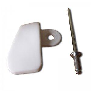 Bild zu Headlock (weiß) für KitchenAid Classic + Ultra Power + Artisan