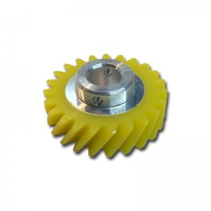 Bild zu Schneckenrad Planetengetriebe - worm gear, fail-safe gear, CN-Nachbau