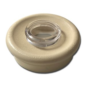 Bild zu Deckel mit Messbecher (lid and cap) für den KitchenAid Standmixer Ultra Power 5KSB52 in creme